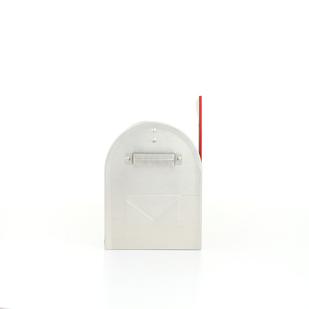 Rottner Us-Mailbox Aluminium