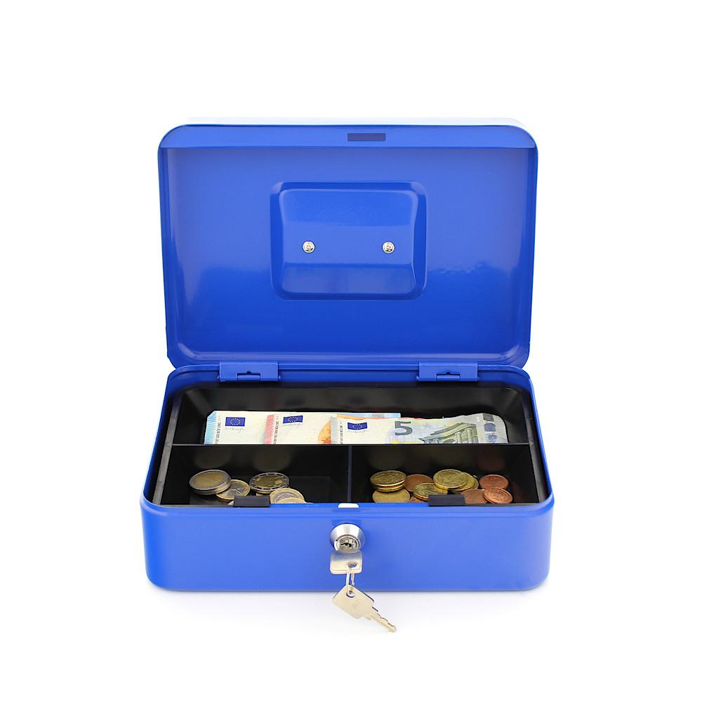 Rottner Cash Box Traun 3 Blue