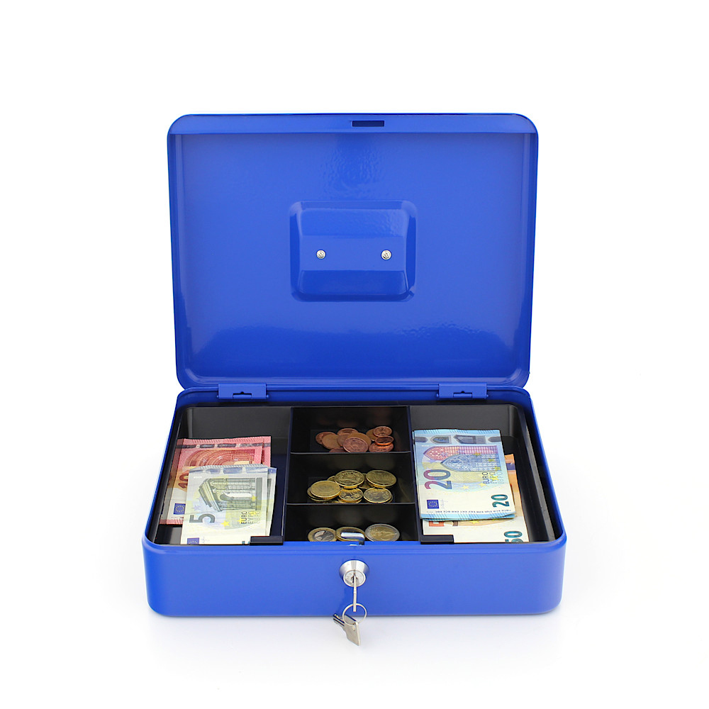 Rottner Cash Box Traun 4 Blue