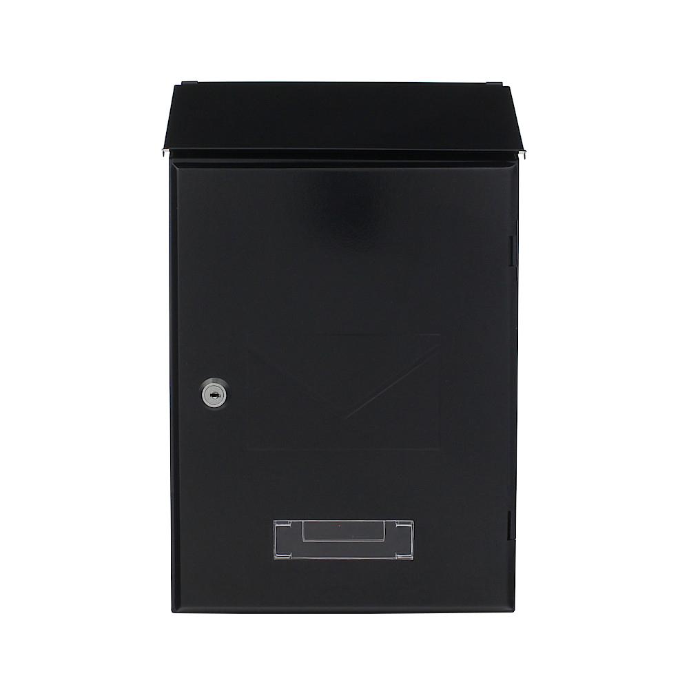 PISA Anthracite Letterbox