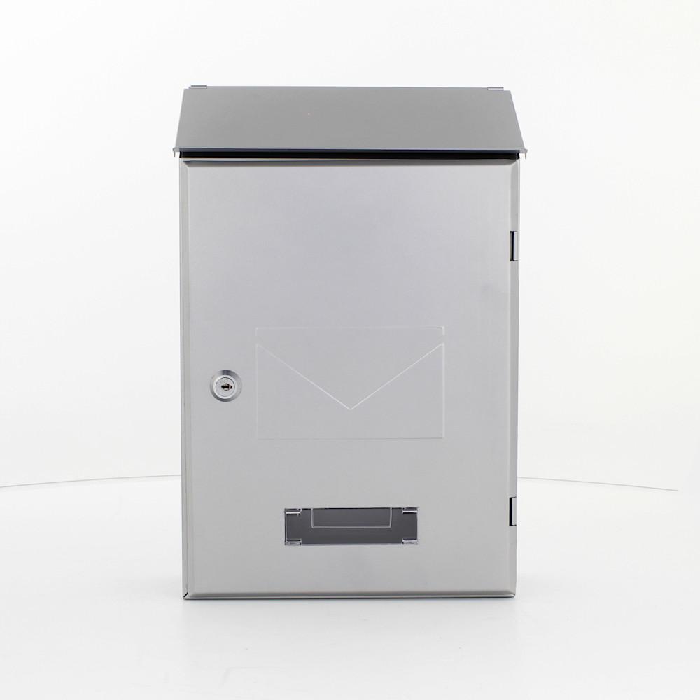 Rottner Pisa Silver Mailbox