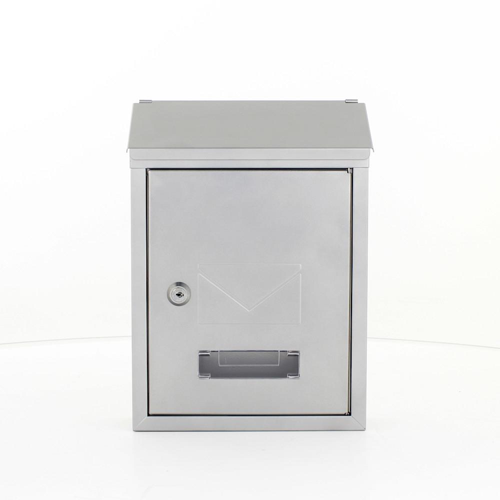 Rottner Udine Silver Mailbox