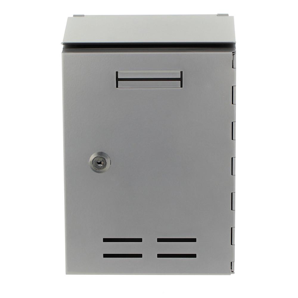 Rottner Standard I Silver Mailbox