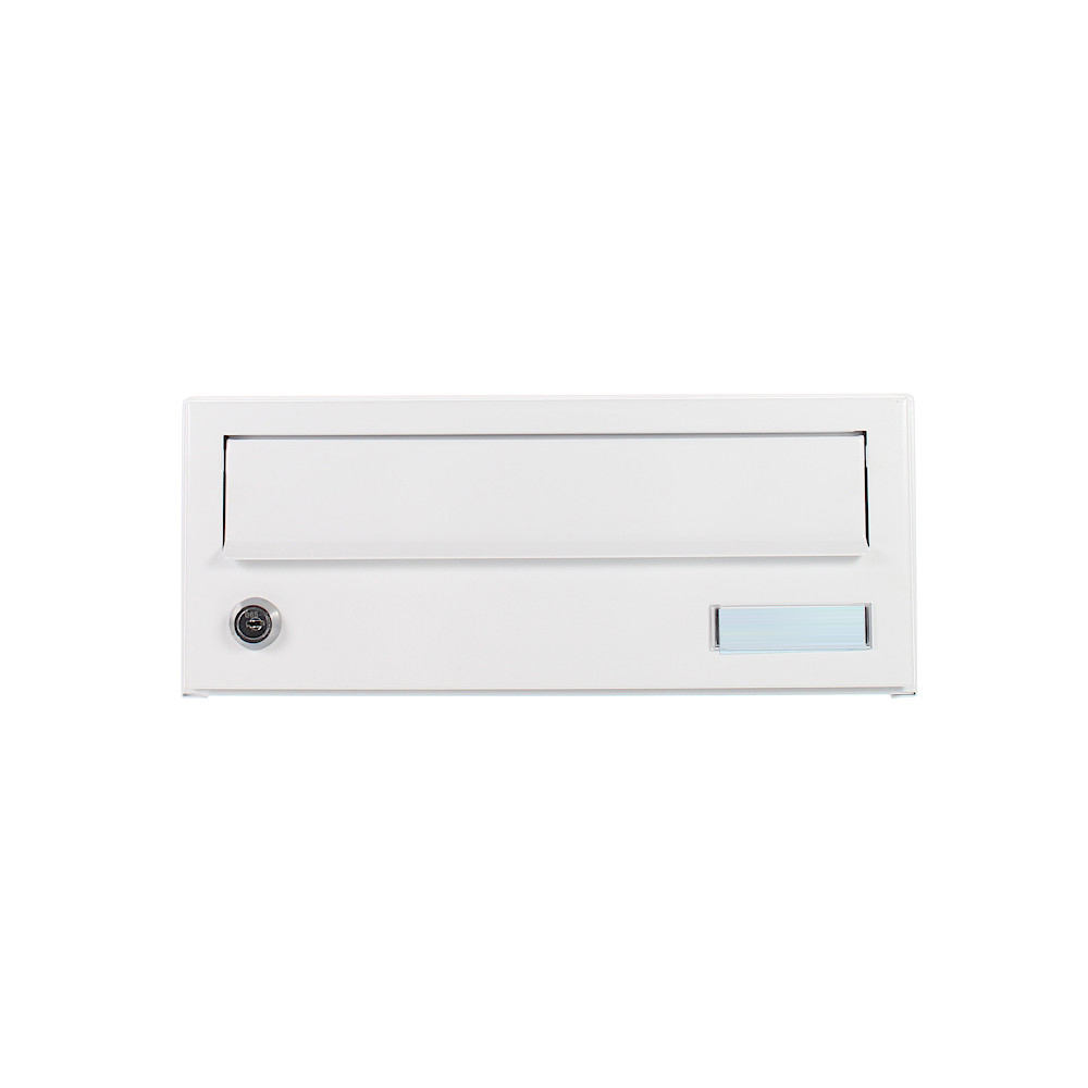 ELMMZ White Letterboxsystem