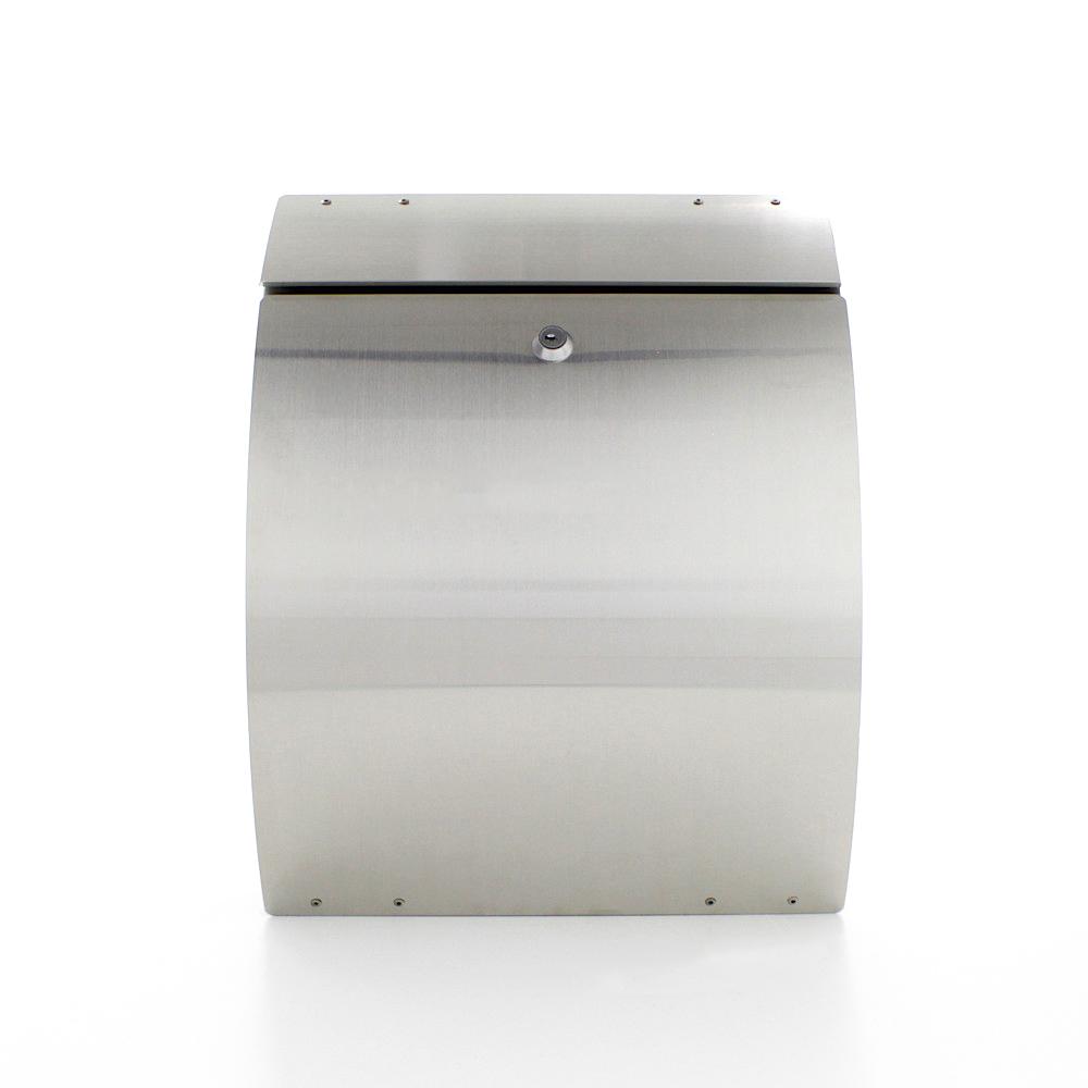 Rottner Eleganza Stainless Steel Letterbox