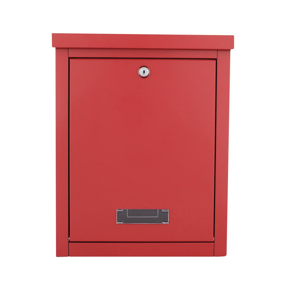 Rottner Brighton Red Letterbox