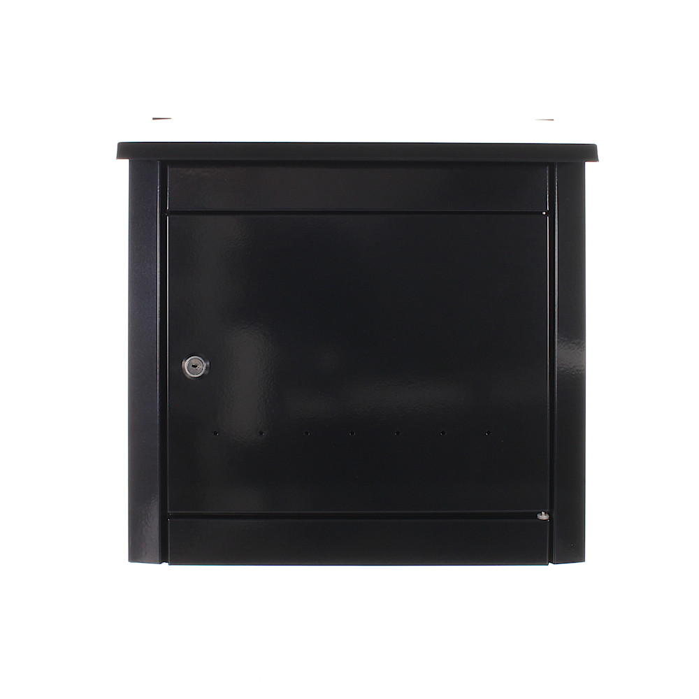 TURIN Anthracite Letterbox