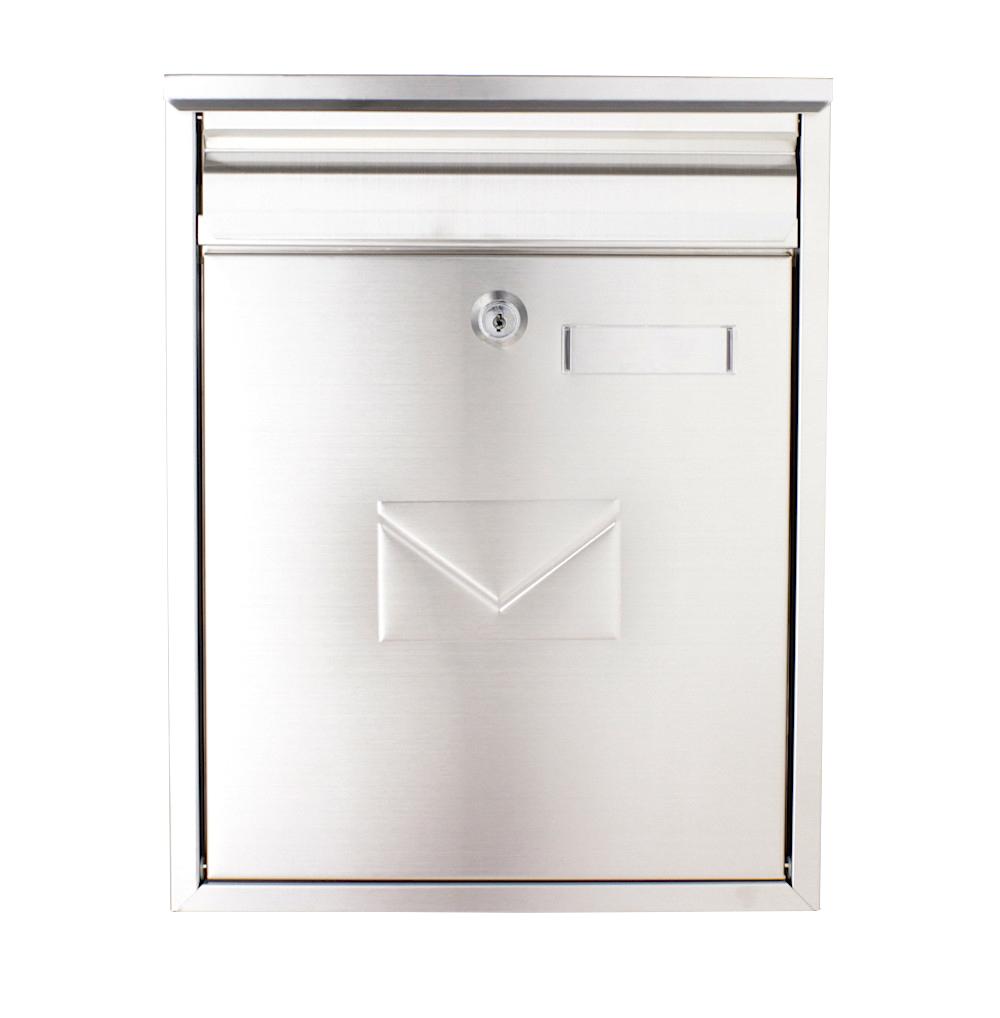 COMO Inox Letterbox
