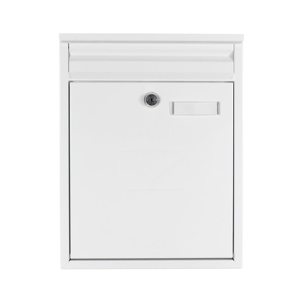 COMO White Letterbox