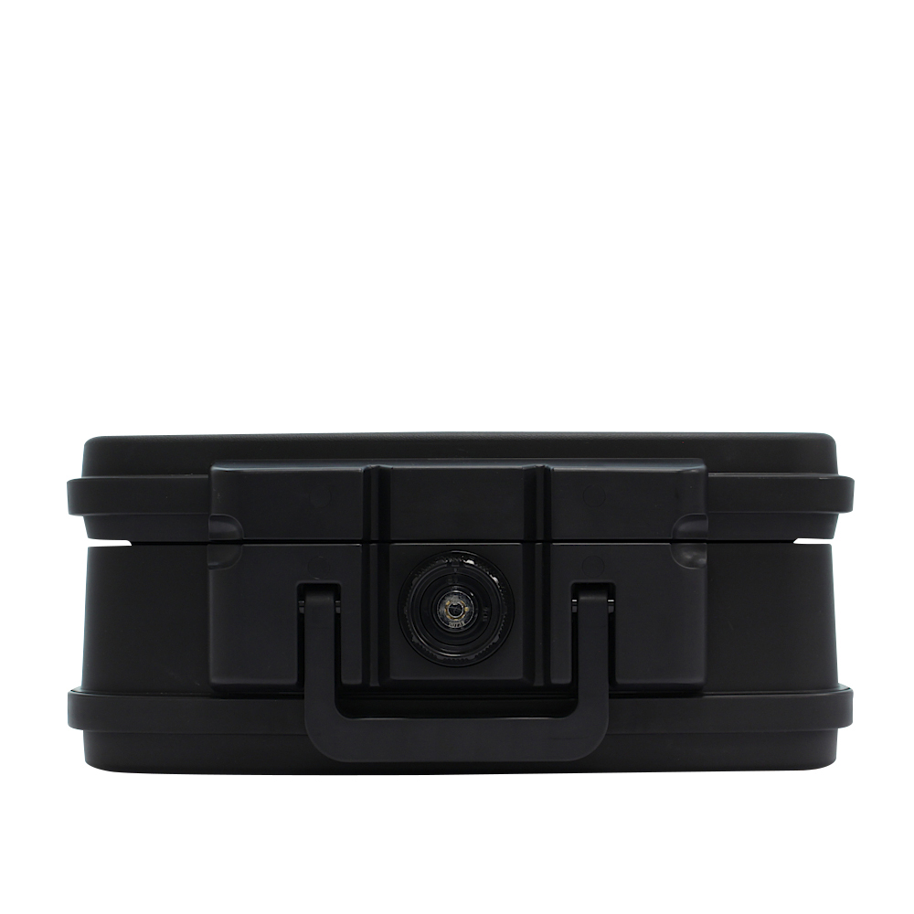 Rottner FIRE DATA BOX 1 Fireproof Cassette Cylinder Lock Anthracite