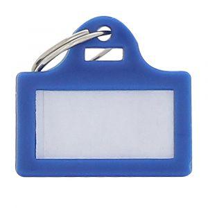 Rottner Schlüsselanhänger Quer blau