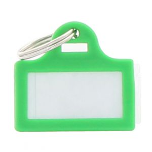 Rottner Schlüsselanhänger Quer grün