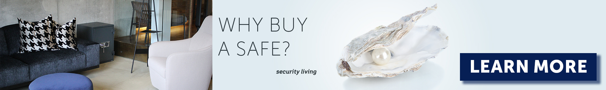 Why buy a safe?